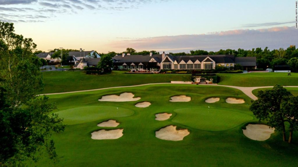 2022 PGA Championship: 'Tough-but-fair' Tulsa course to host major after event taken away from Trump National Golf Club