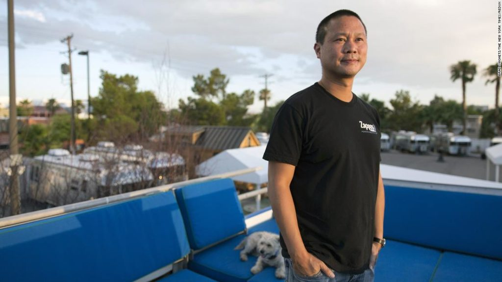 Newly released incident reports paint timeline of the fire that led to Tony Hsieh's death