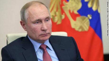 Putin presents a Russia-sized foreign-policy headache for Biden
