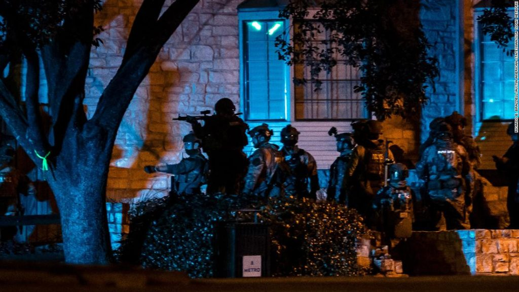 Bharat Narumanchi: Pediatrician fatally shoots another doctor and himself during hostage situation in Austin, Texas police say
