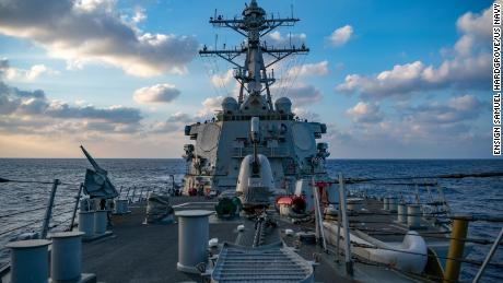 2020: US Navy stages back-to-back challenges to Beijing's South China Sea claims