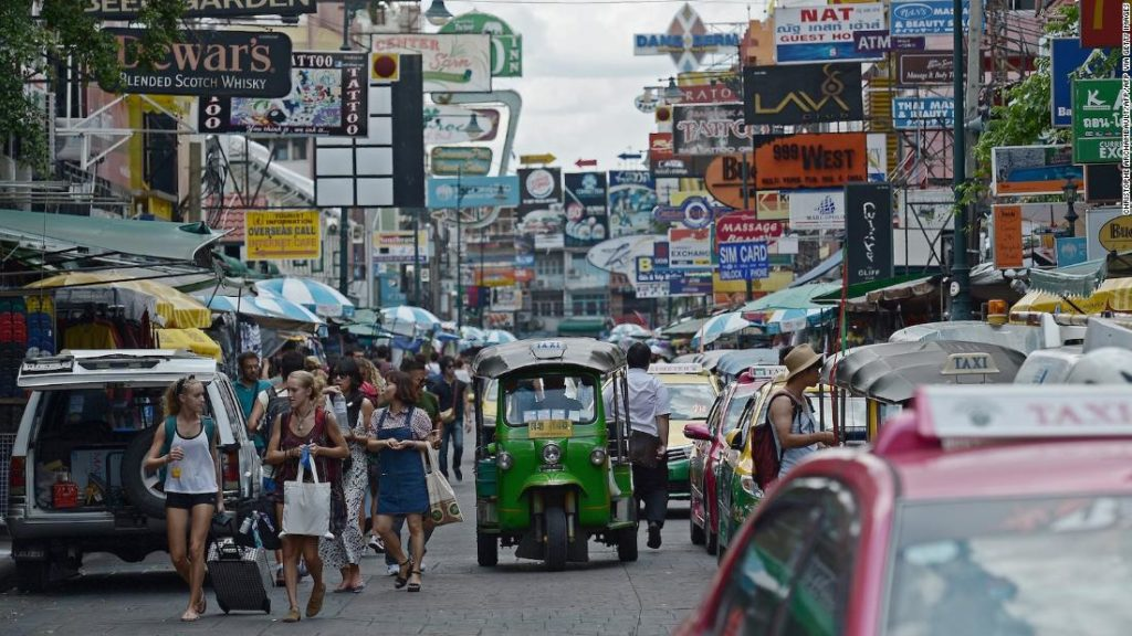 How Bangkok's Khao San Road became the world's most famous travel hub