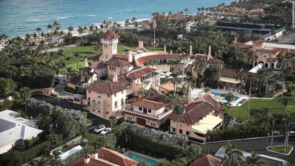 Florida town conducting legal review of Trump's residency at Mar-a-Lago