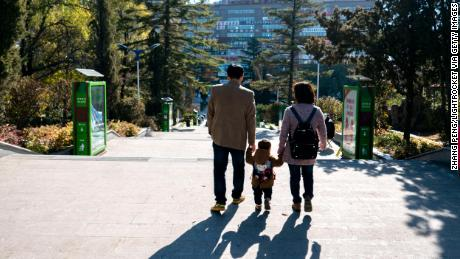 Recovering from one child: China's growing fertility problem