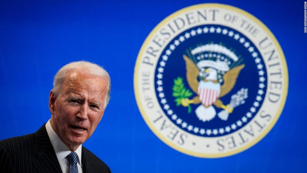With new urgency, Biden makes his case to the American people for Covid-19 relief