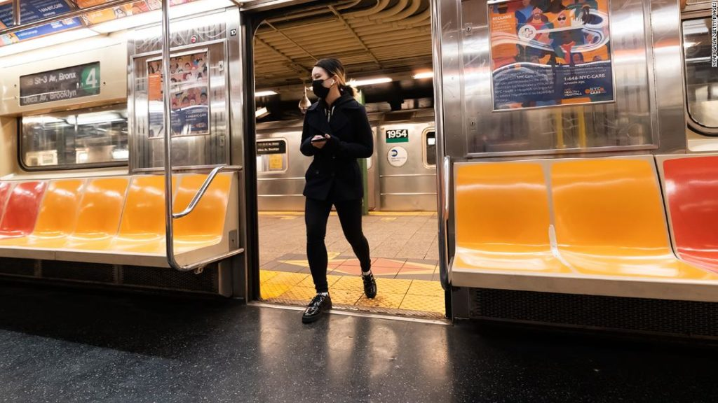 US coronavirus: CDC says travelers must wear masks on all forms of public transportation
