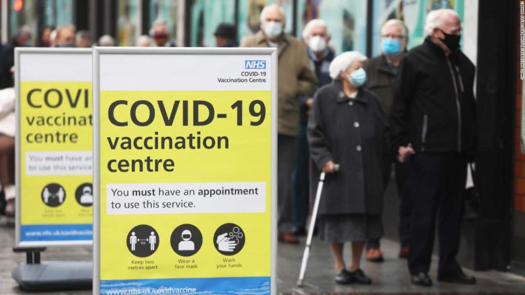 Analysis: The EU and UK's fight reveals the ugly truth about vaccine nationalism