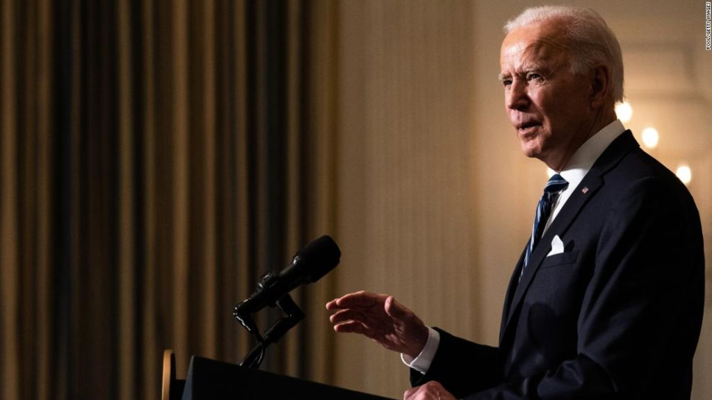 Why Biden has a rare opportunity for early success