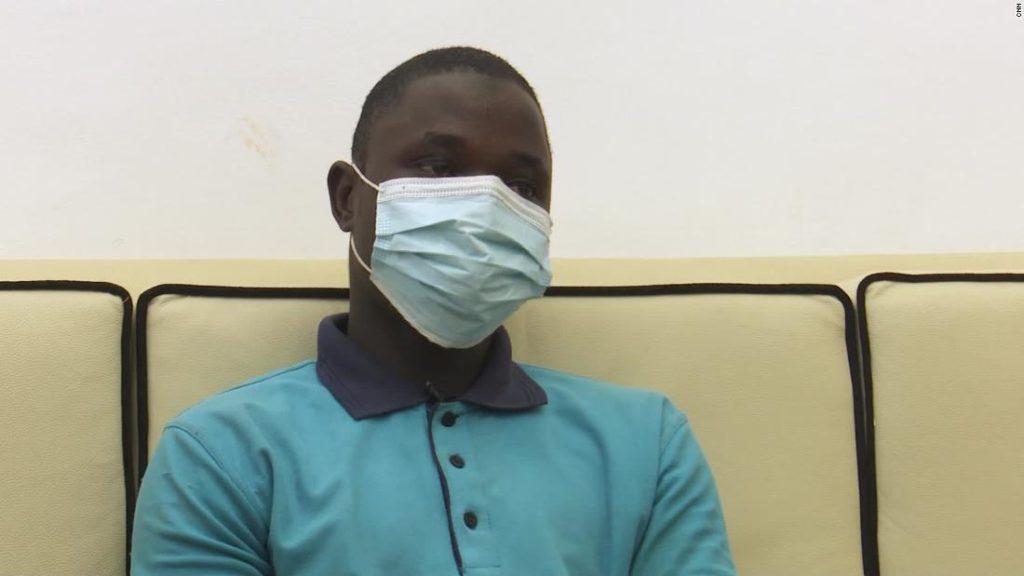 Omar Farouq: Teenager jailed 10 years for blasphemy in Nigeria speaks out