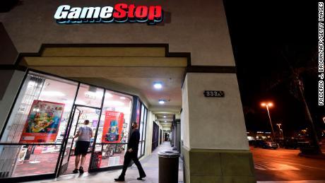 Robinhood shuts down GameStop trades, sending stock into a tizzy