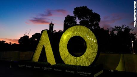 Australian Open: Quarantining tennis players voice 'unequal practice' frustrations