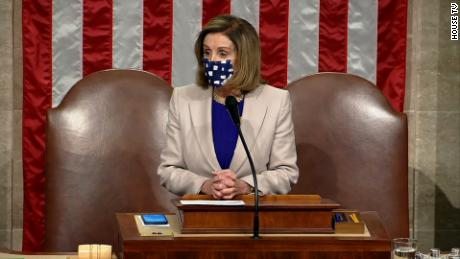 House Democratic leaders grapple with ramification of impeachment on Biden's opening days