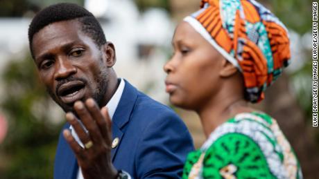 US ambassador blocked from visiting Bobi Wine as official warns 'don't cry for Ugandans'