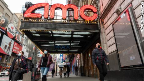 AMC's CEO believes his movie theaters will survive through 2021