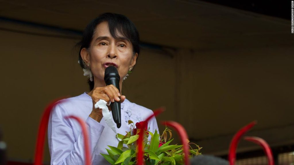 Aung San Suu Kyi is back in detention in Myanmar ten years after her release