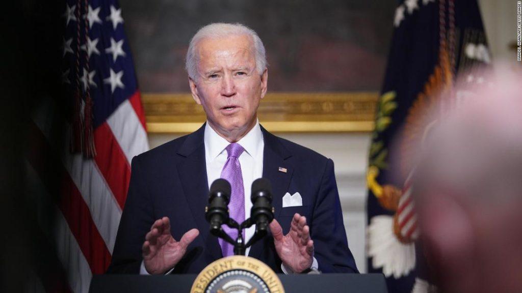 Biden presidency and Trump impeachment news