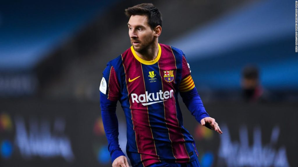 Barcelona denies responsibility for leak after report reveals Lionel Messi's record $672 million contract