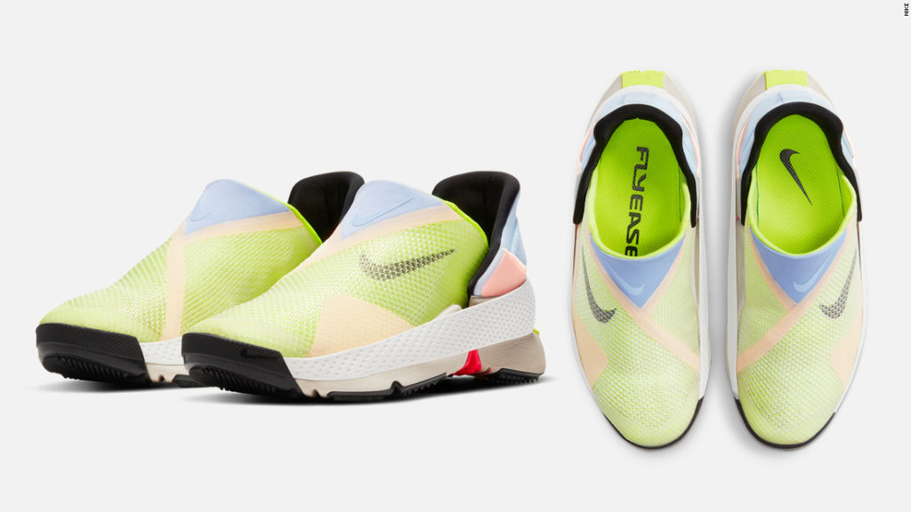 Nike made a hands-free shoe and you have to see it to believe it