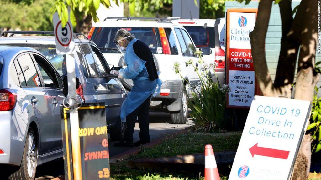 Perth: Single Covid case in Western Australia leads to 5-day lockdown for 2 million