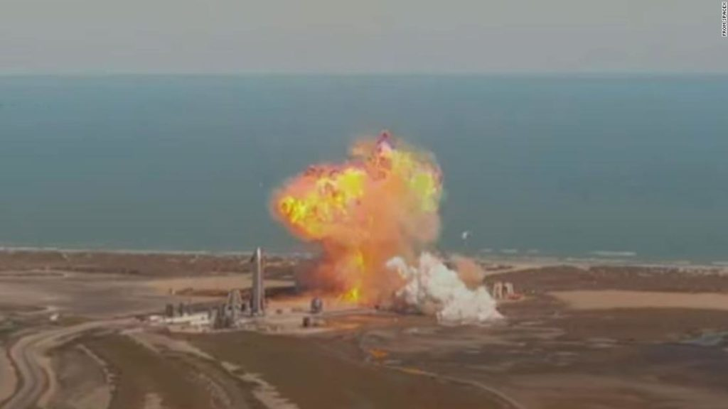 SpaceX SN9 test launch: FAA to oversee investigation of Mars rocket prototype's explosive landing