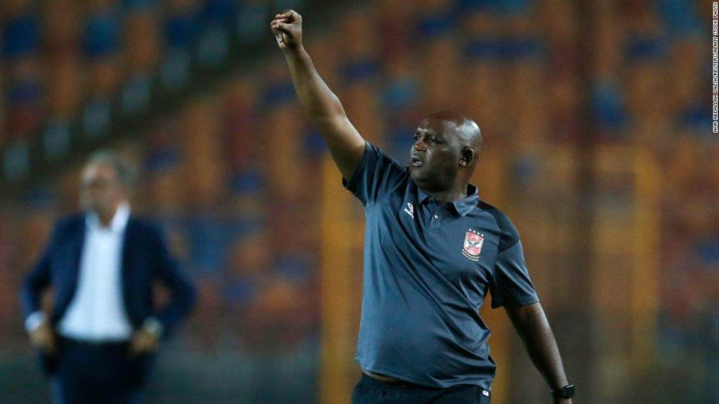 Club World Cup: Al Ahly's 'Chosen One' coach, Pitso Mosimane, draws strength from Nelson Mandela