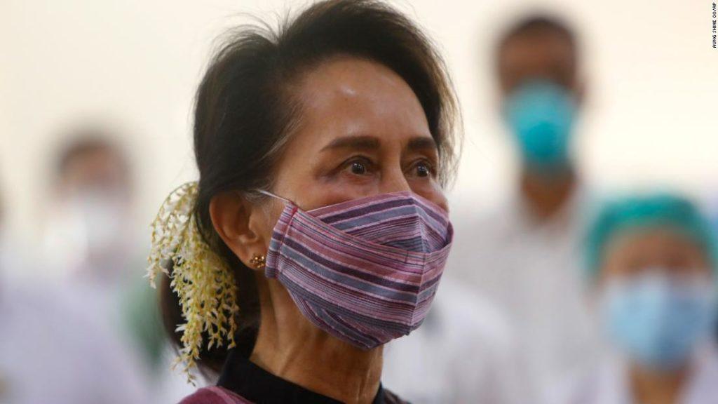 Myanmar's Aung San Suu Kyi remanded in custody following coup