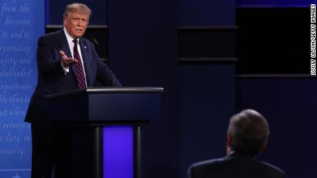 Trump's debate callout bolsters far-right Proud Boys