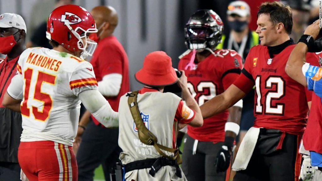 Tom Brady vs. Patrick Mahomes: Super Bowl LV spans the ages