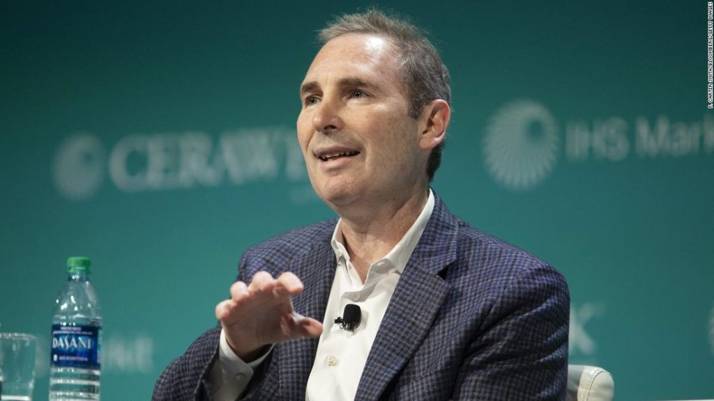 Who is Andy Jassy, the new Amazon CEO taking over from Jeff Bezos?
