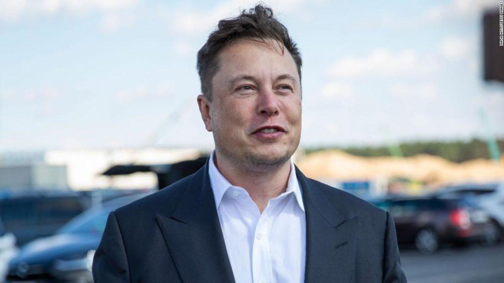 Elon Musk tweeted. Dogecoin surged more than 50%