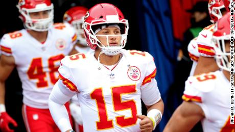 A barber's positive Covid-19 test causes scare for the Kansas City Chiefs, reports say