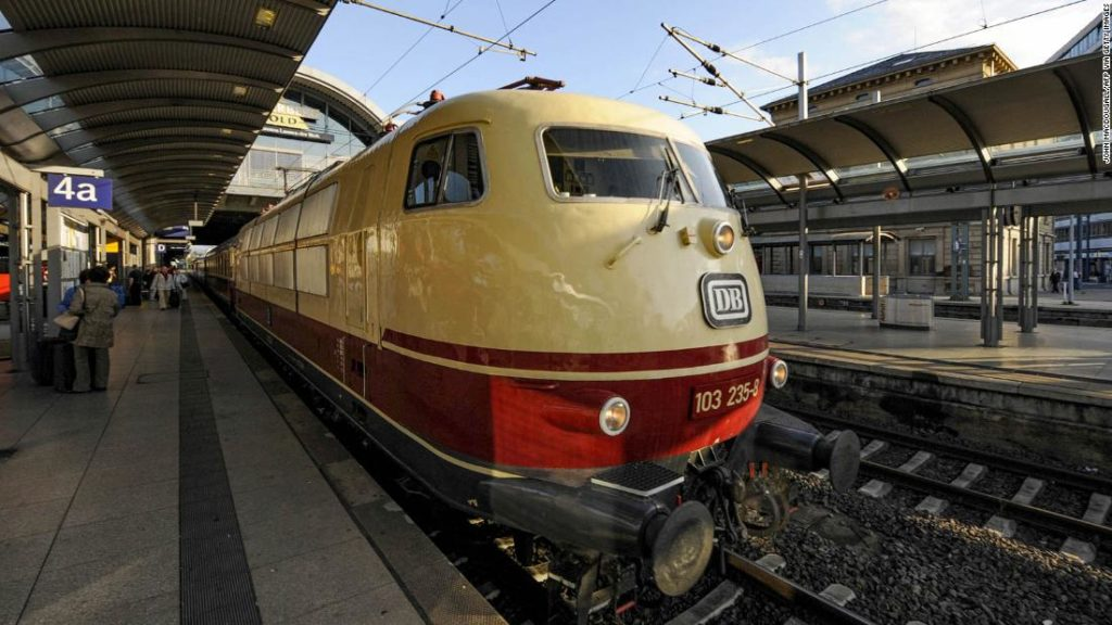 How Trans Europe Express trains could be making a comeback