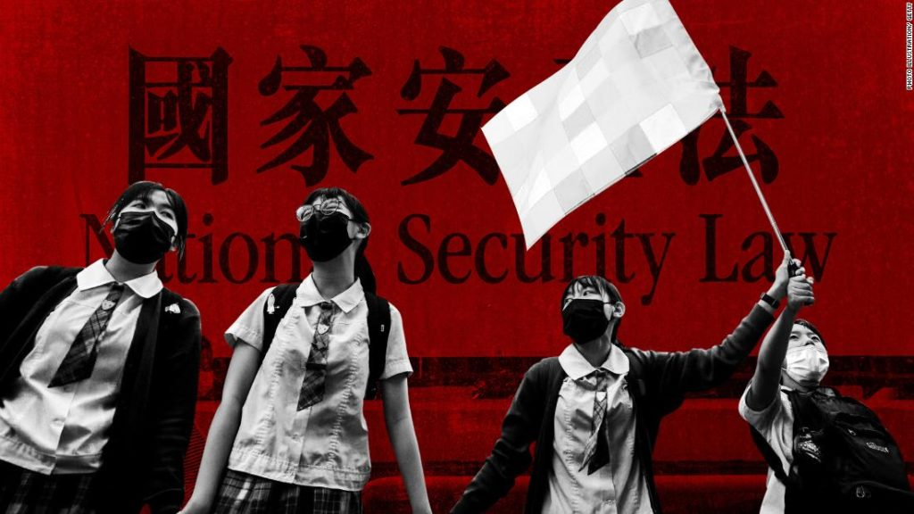 Hong Kong introduces sweeping national security rules for schools