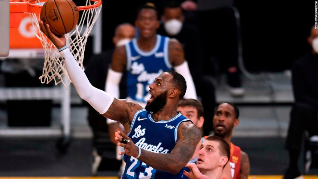 LeBron James says having All-Star Game is 'a slap in face' to players
