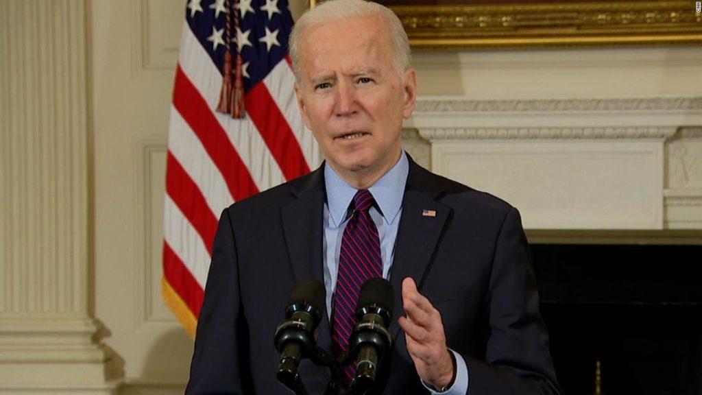 Biden says Trump should no longer receive classified intelligence briefings