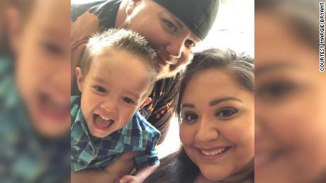 Adan Gonzalez Jr. and Mariah Gonzalez died of Covid-19 four months apart. Their son Raiden was 4 years old.