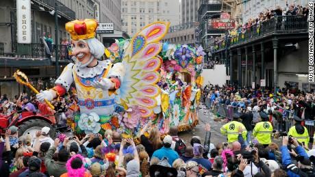 Mardi Gras Fast Facts
