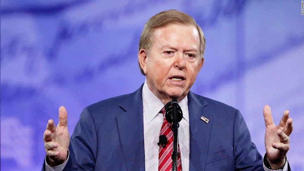 Lou Dobbs' last show was a surprise to him and his viewers