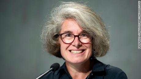 Nathalie Becquart will serve as Under-Secretary to the Synod of Bishops.