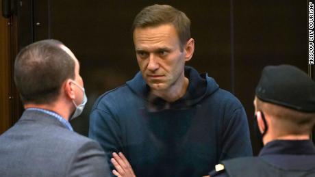 The Kremlin's crackdown on Alexey Navalny risks turning him into a martyr