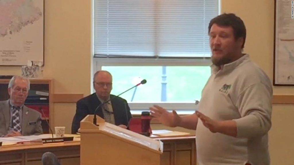 Capitol riot defendant has history of intimidating lawmakers, made racist speech at public hearing