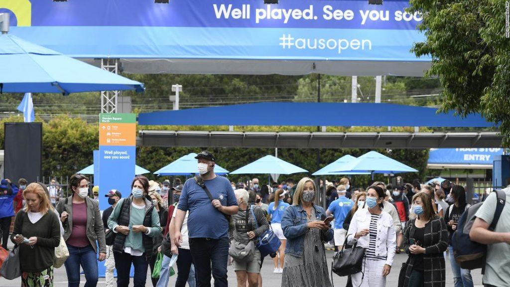 Australian Open: After weeks of quarantine drama and Covid setbacks, tennis tournament kicks off