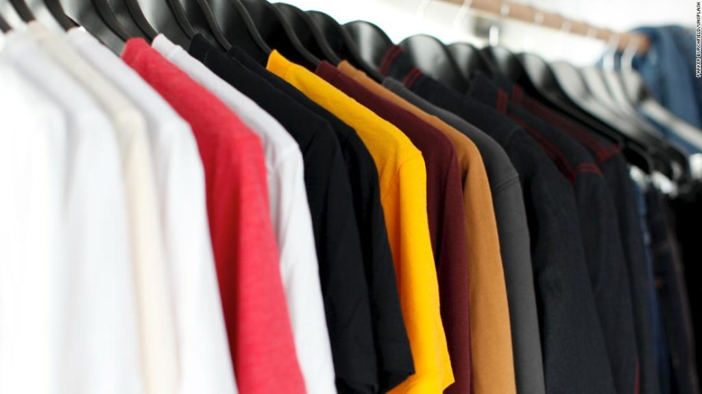 It's hoped that blockchain technology could make the fashion industry more transparent.