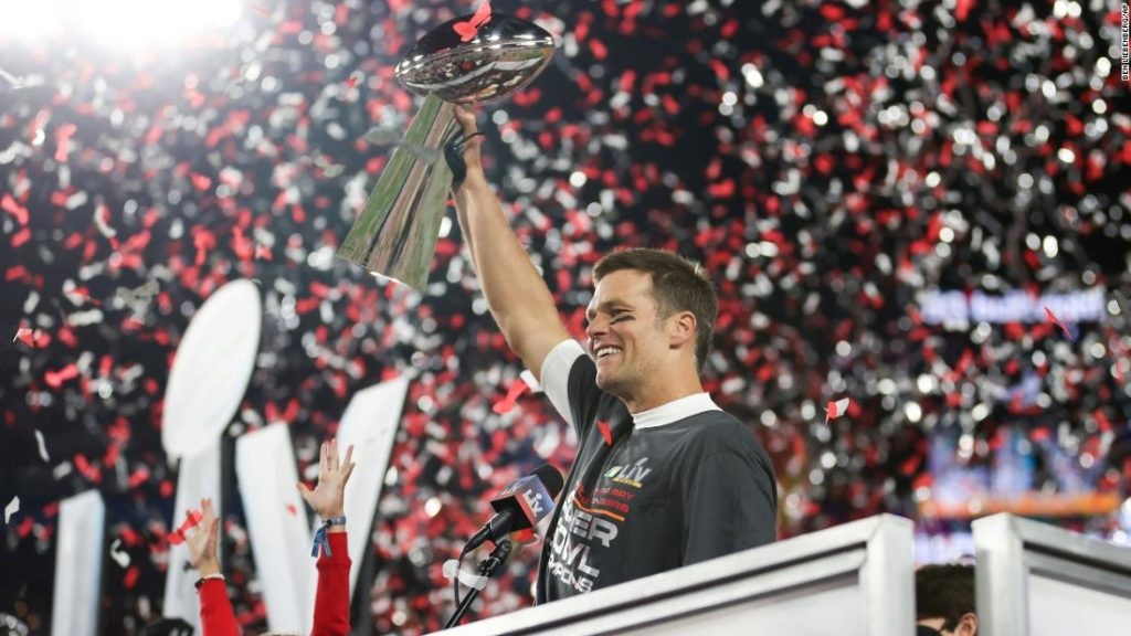 NFL: Tom Brady's Super Bowl victory means he is the talk of the town