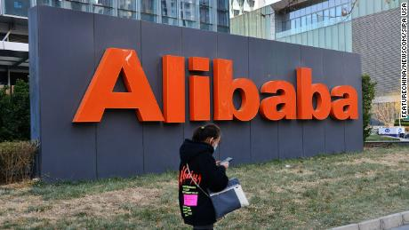 Alibaba sales surge, even as crackdown in China intensifies