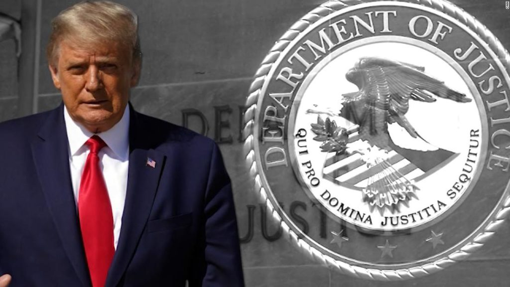 DOJ to ask Trump-appointed US attorneys to resign
