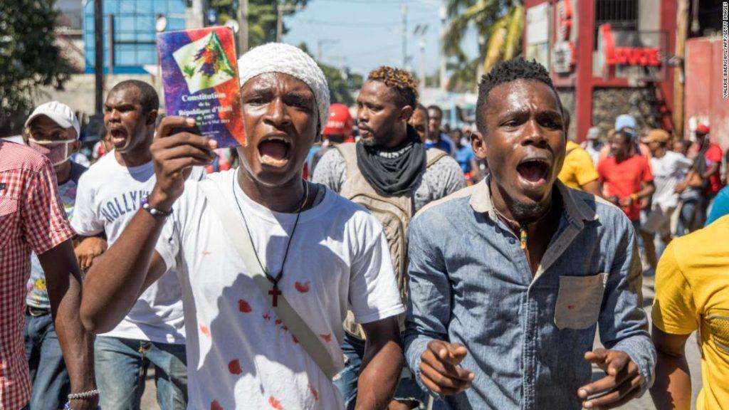 Haiti's crisis of democracy – CNN