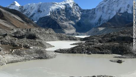 Himalayan glaciers are melting twice as fast as last century