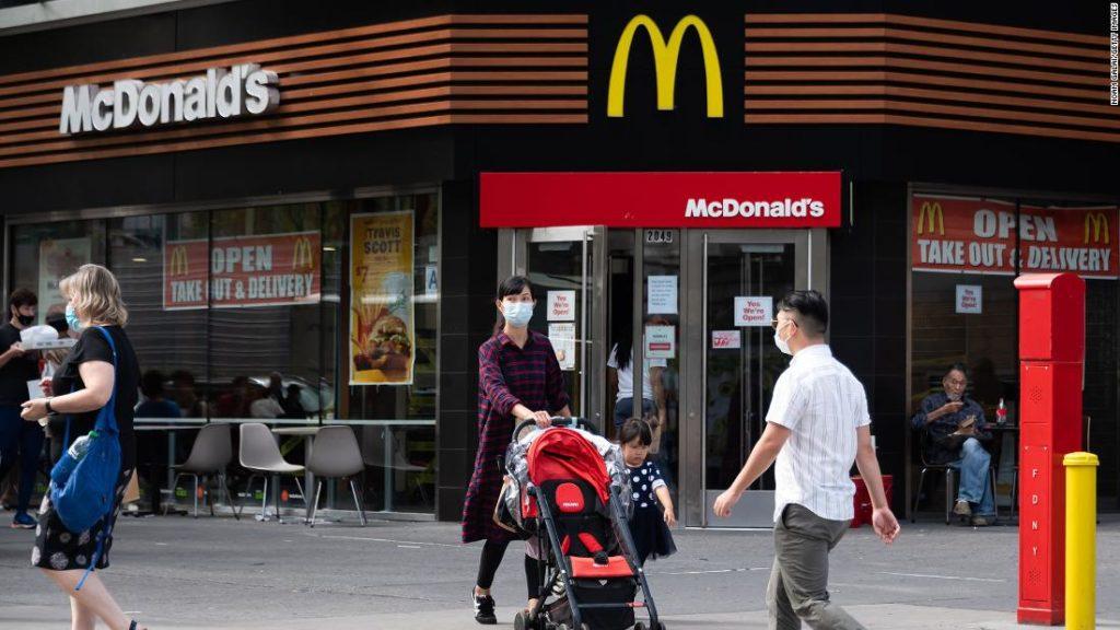 McDonald's is bringing back Hi-C