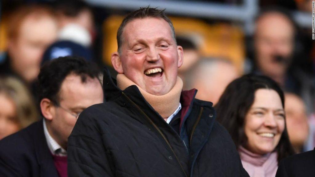 Doddie Weir: Scotland rugby legend battling MND with a smile